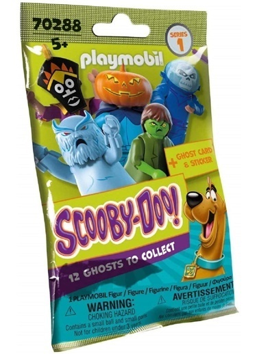Playmobil Playmobil 70288 ScoobyDoo!© Mystery Figures (Series 1) Renkli Renkli